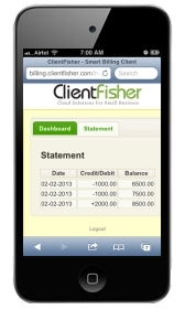Billing Software on Mobile India